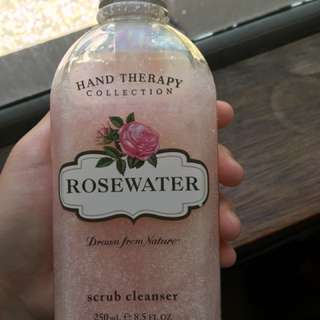 CRABTREE AND EVELYN Ultra Moisturising Hand Therapy Rosewater