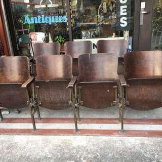 美國電影椅3人、4人