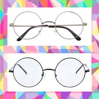 Korean round Eyeglass