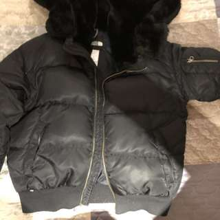 Down due North Face Jacket