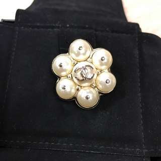 Chanel brooch 釦針 心口針 胸針 襟針