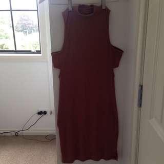 XS-S fitting bodycon dress