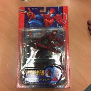 Marvel Legends (Spider Man Series) Daredevil