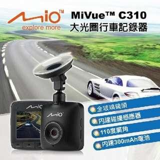 MIO MIVUE C310 大光圈行車紀錄器