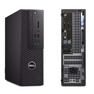 Customized High-End Dell Precision Tower 3420 SFF i5 7600
