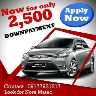 Now for only 2,500 lowest dp ever!!! Apply now