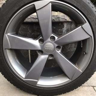Audi S3 Snow Tires