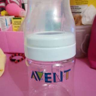 Avent bottle 4oz