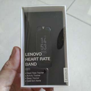 Heart rate band/activity tracker/health tracker
