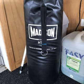 Boxing Bag New