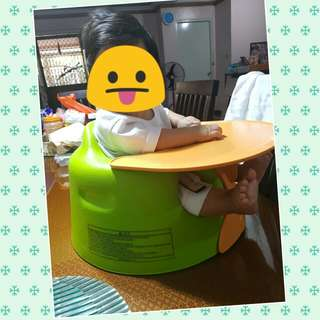 Bumbo Seat with Table