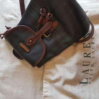 Authentic Ralph Lauren knapsack