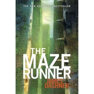 The Maze Runner (James Dashner)