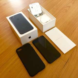 WTS: Used iPhone 7 128GB Matte Black