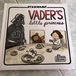 Star War Vader's little princess