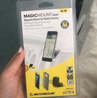 MagicMount Car Phone Holder