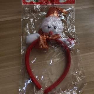 聖誕節雪人原子筆🖊