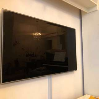 "Samsung LED 46"" Smart TV"