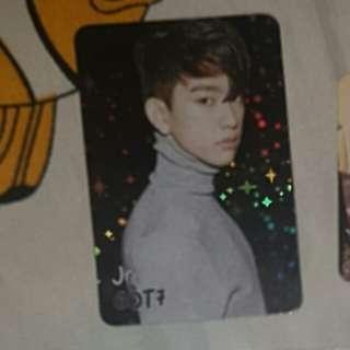 GOT7 Jr. yes card 閃卡