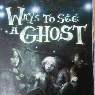 🔴Ways to see a ghost