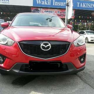 Mazda CX5 year 2014 full spec for sale climate control, adjustable steering,full touch screen dvd with gas navigation, ABS EBD braking system for further information can contact Mr Derek 01113252481/ WhatsApp me