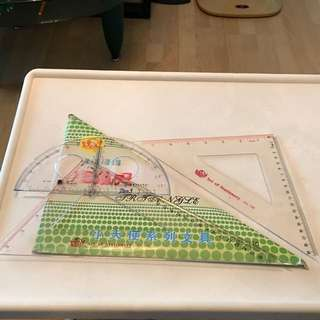 Triangular Ruler 三角尺