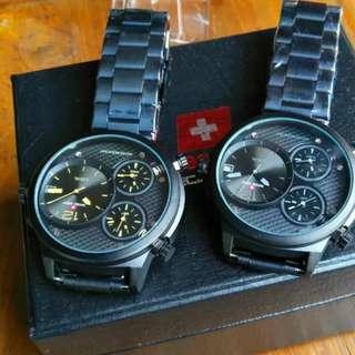 Jam tangan swiss Army special edisi