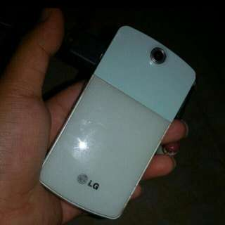 LG Ice Cream Flip Phone