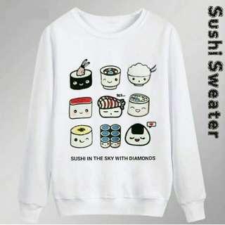Sushi sweaters