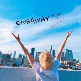 Rainnnnz's first giveaway!! ^o^