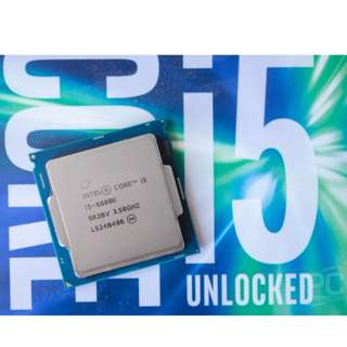 6th gen Intel Core i5-6600K
