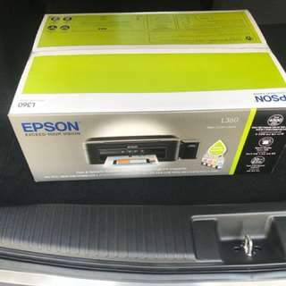 EPSON L360 printer All-In-One Ink Tank Printer professional