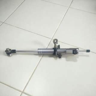 Racing Boy m/cycle damper