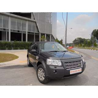 Land Rover Freelander 2 2.2 Auto SE TD4 Diesel
