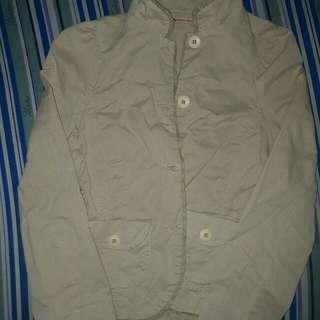Pre-loved Beige Coat