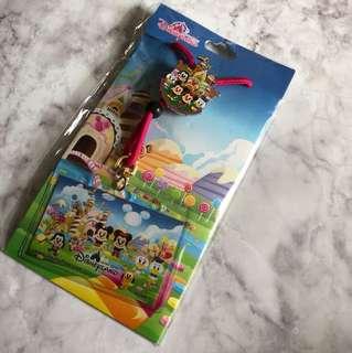 🚚 香港迪士尼 證件掛繩