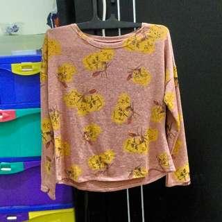 Baju Sweater Wanita (Baju Bangkok)