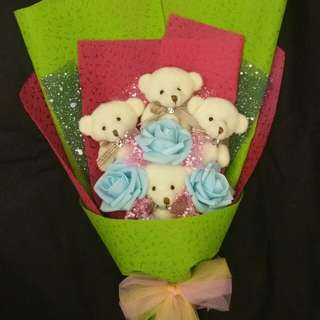 Stufftoys  boquet