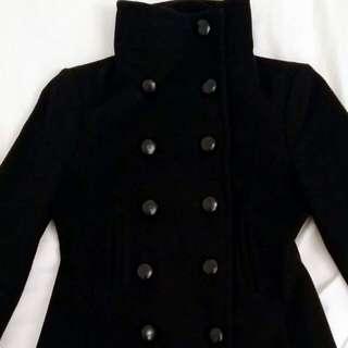 Aritzia Babaton Howell Wool Peacoat - XS