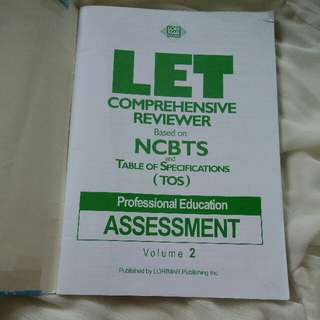 LET Comprehensive Reviewer