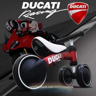 🆕Luddy Minibike 1.0 Special Edition Ducati Red #FreePostage
