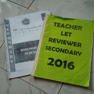 LET Reviewer Secondary
