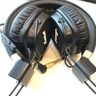 Marshall Major FX Discontinued Headphones (Fast Deal)