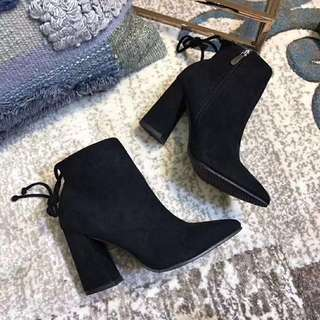 Stuart Weitzman Boots 2 Colours (7cm and 9cm)短靴