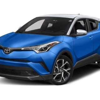 Toyota C-HR Hybrid Auto 1.8