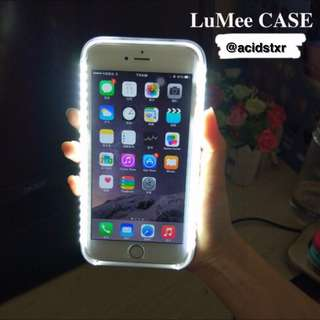 *IN STOCK* Lumee LED Light-Up Selfie iPhone Case