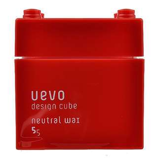 🚚 Uevo 紅積木 造型髮臘
