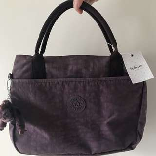 KIPLING caralisa TWO WAY HANDBAG VIOLET