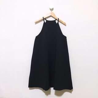 🚚 ⭕️降價⭕️氣質無袖削肩吊帶洋裝