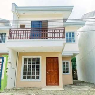 Ready for occupancy house and lot in consolation cebu